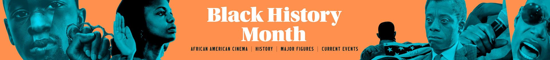 Watch Black History Month Selected Films on Kanopy